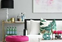 Fresh Takes / Breathe new life into your home with these ideas on rearranging, refinishing and refreshing any room with things you already own.