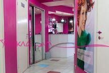 Salon Tours KUKLA / Beauty salon - nail studio - solarium - beautician - facials http://kukla-spb.ru/