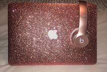 Glittery technology!