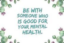 Mental Health Quotes / Psychologie, Psychische Gesundheit, Psychotherapie, Recovery, Depressionen, Boderline, Angst, Trauma, Sprüche, Zitate