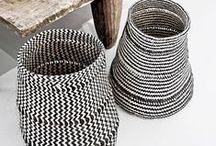 DESIGN AFRIKA | Basket range / Design Afrika is a wholesale supplier and sources baskets throughout the African continent. It has often been the catalyst to keeping alive weaving traditions. See www.designafrika.co.za