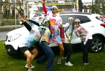 The Color Run - Matosinhos / by Opel Portugal