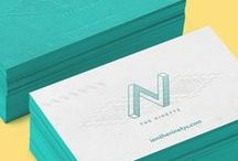 Business Cards / Inspiration for awesome business cards