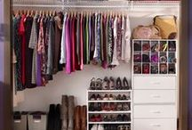 Closet / by Kelly Blount