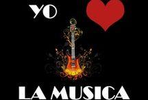 Amo Musica / by Olga 🐼
