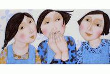 mis hermanas / by Nancy Naranjo