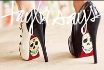 OMG!! I'm Lovin Shoes!! / Shoes For Divas! / by Rose Catanzaro