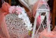 Γάμος / Ιδέες για τις μπομπονιέρες και το στολισμό!