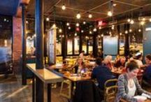 Boston Restaurants / Places to try and fall back favorites! / by Victoria Kichuk