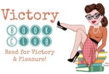 Victory Book Club / reviewing books about vintage life and vintage stories.