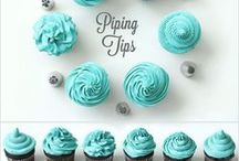 Baking Ideas / Cakes, cupcakes and all yummy food.
