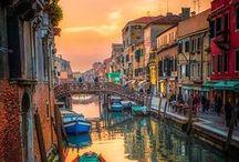 Travel-Interrail / Italy, Slovenia, Croatia, France, Spain