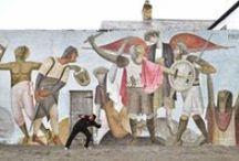 Τέχνη του δρόμου // Street artist...