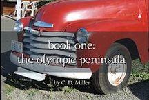 Tour The Twilight Saga B1 -- The Olympic Peninsula / Visit Twilight Novel Locations in Washington State's Olympic Peninsula
