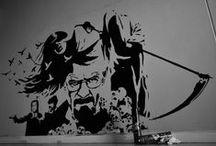 Personal Art + Design / Graffiti/Art/Design