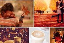 Inspiration-Fall / Fashion, Colors, Fabric, ...