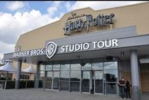 London's Harry Potter Studio Tour / Site #27 of Harry Potter Places Book 1! Officially titled, Warner Brothers Studio Tour—the Making of Harry Potter, we call it the Harry Potter Studio Tour, abbreviated HPST.