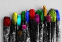 Παίζοντας με τα Χρώματα // Playing with colors...