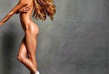 Gym fit sexy body