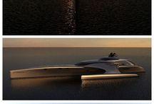 wood boat / boat