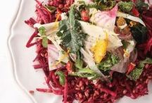 Super Salad Recipes by Merchant Gourmet / Salads that can't be beaten - for all seasons. Check out our scrumptious salad recipes here.