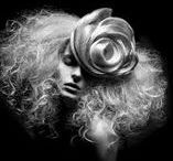 <Hairspiration3 / Hair inspiration Long hairdesign Avant garde