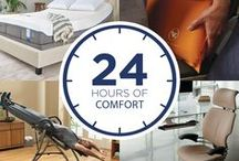 #24HoursOfComfort / Over the next 6 weeks, we will provide our community with solutions and tools to achieve 'round the clock personalized comfort so you can get back to living your best life.