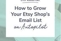 Sell on Etsy | Etsy Seller Tips For Beginners / Sell your own products or designs on Etsy. This board has all the best tips for beginners to get found in Etsy search and tells you how to make money from your Etsy store.  #etsy #sellonetsy