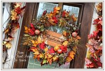 Fall Decor and Ideas / by April Driggers