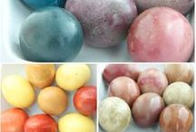 Easter / Easter recipes, craft ideas and decor.
