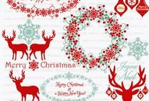 Mygrafico Christmas Graphics / by Mygrafico Digitals