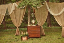 Outdoor Spaces / by Laurie Purcell