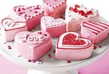 Valentine's Day Inspriation / Valentine's Day recipes, gifts, crafts and decor!