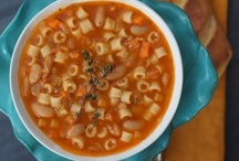 Soups / by Lisa Marie