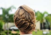 Hair / Different hair styles that I would like to learn and try out. / by Ana Santellana