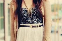 Wear It / My dream wardrobe would include... / by Ana Santellana