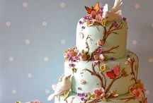 Fancy Cakes / by Angela Stephenson