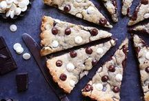 Cookies, Bars and Slices / Everyone loves a treat whether it's a cookie, a bar or a slice, amirite?? / by Maureen | Orgasmic Chef
