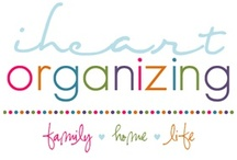 iheartOrganizing / by Sherry McCrary