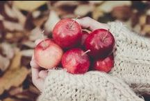 ~My Favorite Time Of Year~ / I'd be perfectly content if it was fall all year round! :) / by Jessica Kraeer
