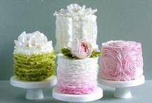 Cakes: Wedding / by Joan Buenaventura