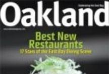 Oakland Restauarants / by Ashley Mariam