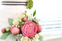 Pasteles de boda / by Elisa Abreu