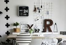Inspiration + Organization for the Desktop  / Desktop Inspiration + Organization for 2014 with See Jane Work at Office Depot. *In partnership with @officedepot*