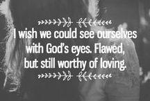~The Word Is Alive & Active~ / My favorite bible verses! / by Jessica Kraeer