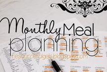 Meal Planning / by April Driggers