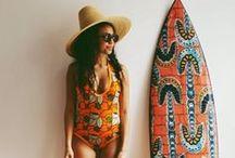 bikini swim suit  / by Azusa Iezaki