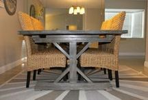 FarmHouse Tables / by Laurie Purcell