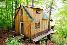 Tiny Homes / Tiny houses and trailers. / by Robot on Holiday
