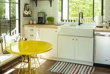 eat / perfect spaces to cook and eat